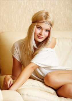 Шикарная блондинка, ищу парня в Рязани